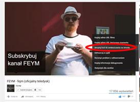 Jak wstawić film z YouTube na stronę
